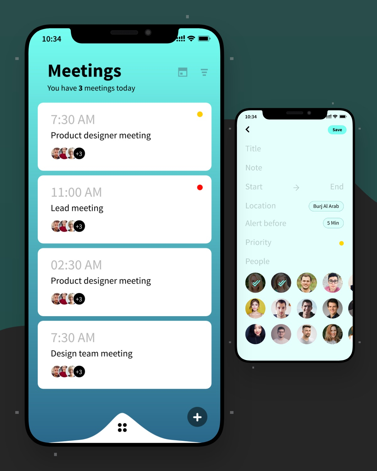 Meeting Organizer App UI/UX Design by www.iamrakesh.com | Life and Travel by Rakesh | UI/UX Designer | Vlogger
